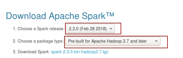 Practical Apache Spark in 10 minutes  Part 1 - Ubuntu installation